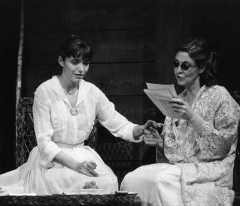 The Monday After the Miracle with Jane Alexander and Karen – Eugene O'Neil Theatre, NYC 1982
