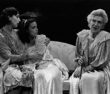 The Royal Family – Karen with Maria Tucci and Ruth Nelson – The Williamtown Theatre Festival -1984